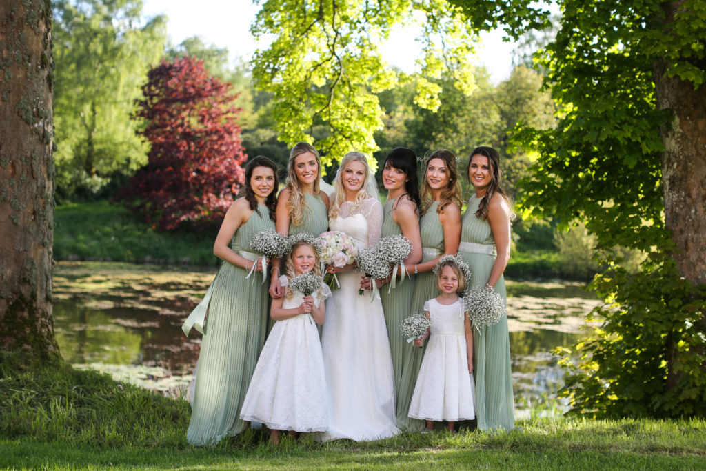 Wedding photography at Greystoke Castle, Penrith by Helen Whitaker Photography