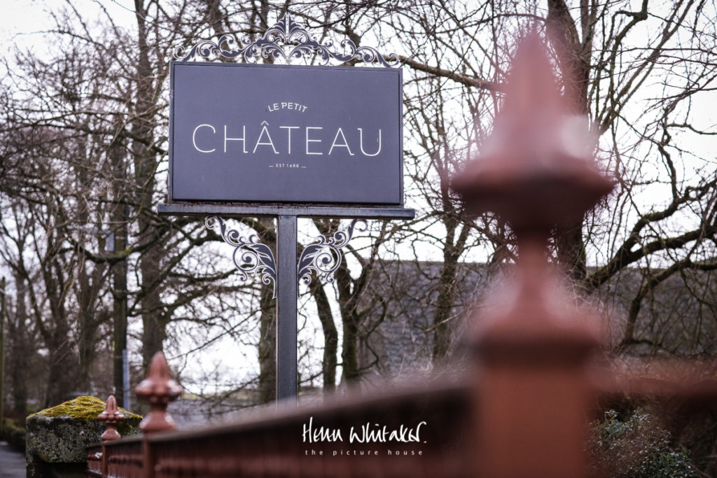Wedding Photographer Le Petit Chateau Northumberland