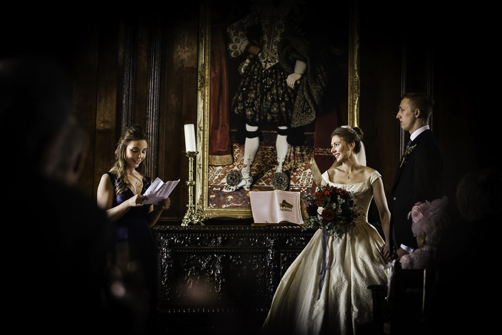 Lake district wedding photographer Appleby Castle Cumbria