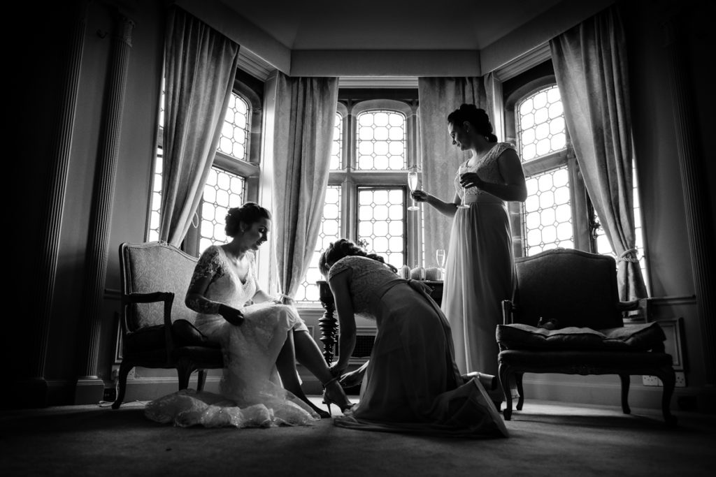Lake district wedding photographer Thornton Manor Cheshire