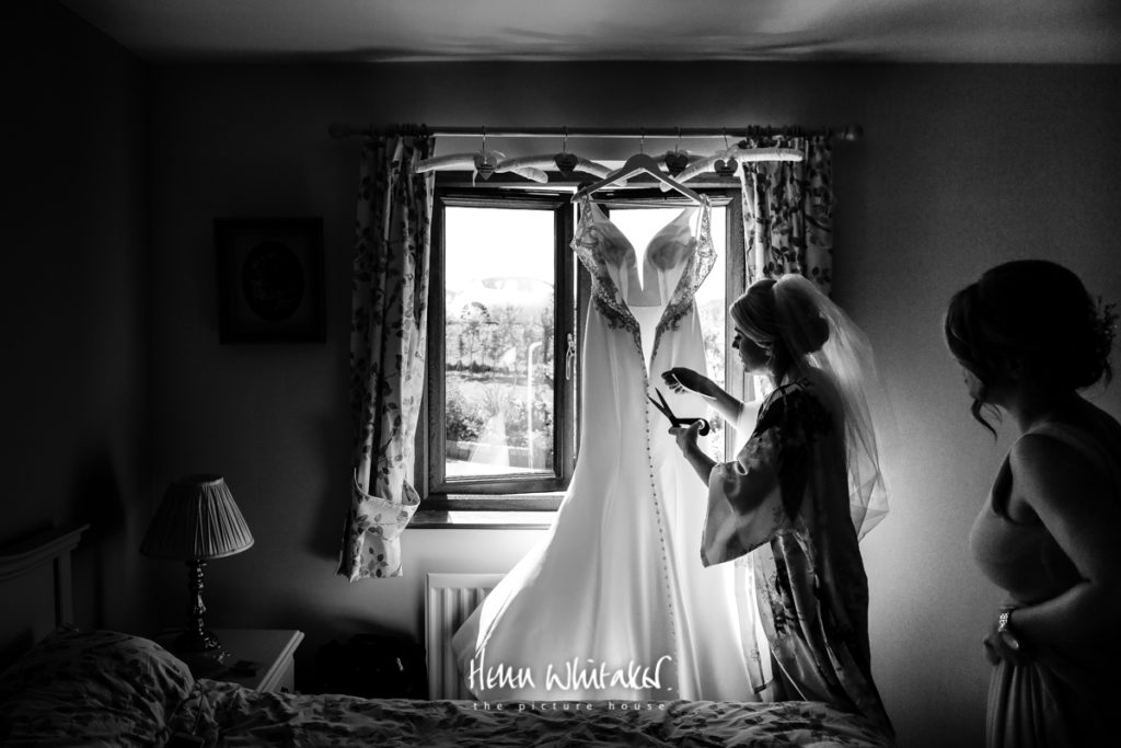 Documentary wedding photographer Lake District
