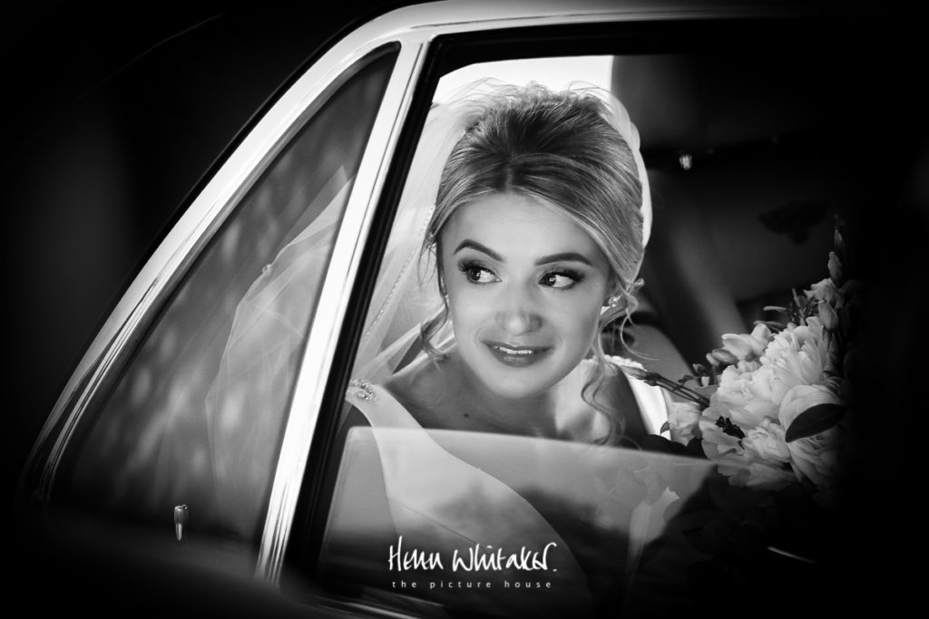 Documentary wedding photographer bride