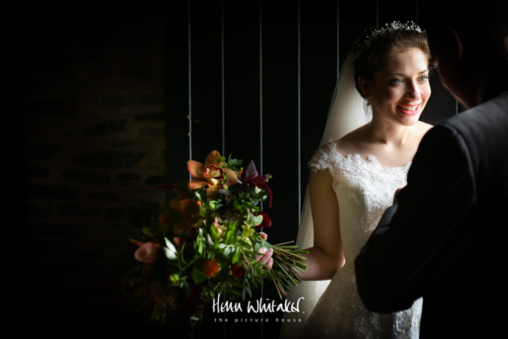 Documentary wedding photographer New House Farm Cumbria