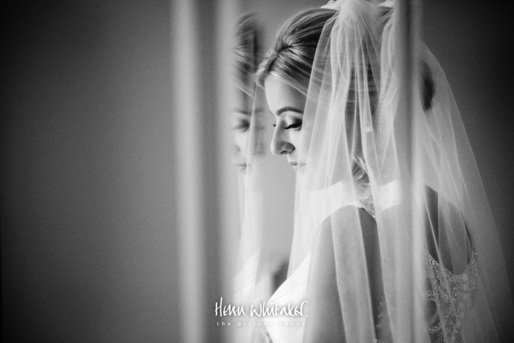 Documentary wedding photographer Lake District the bride