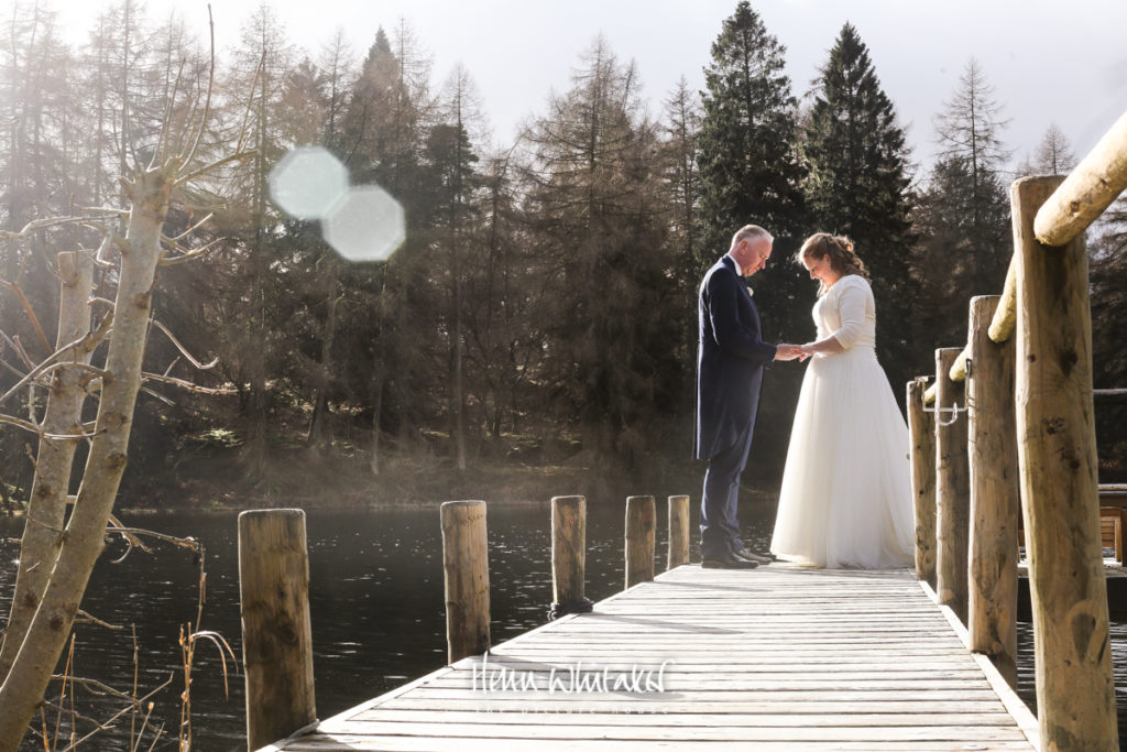 wedding photographer Lake District Gilpin Lake House