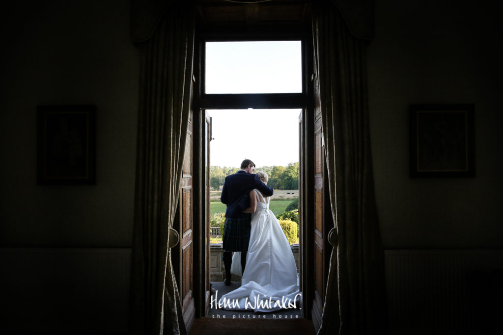 Wedding photographer Springkell Scotland