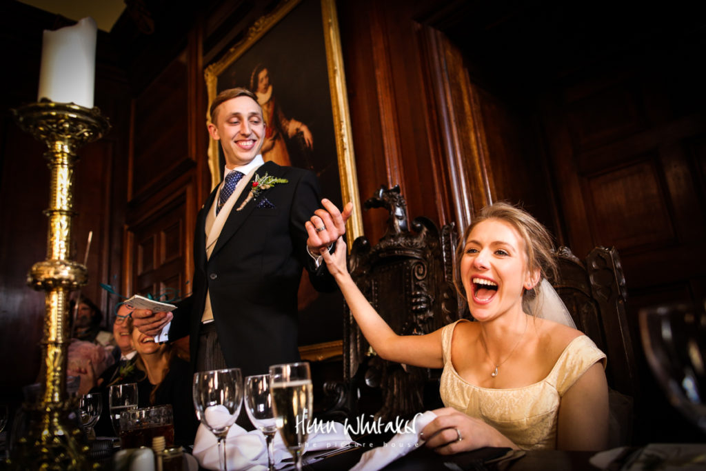 Documentary wedding photographer Appleby Castle Cumbria
