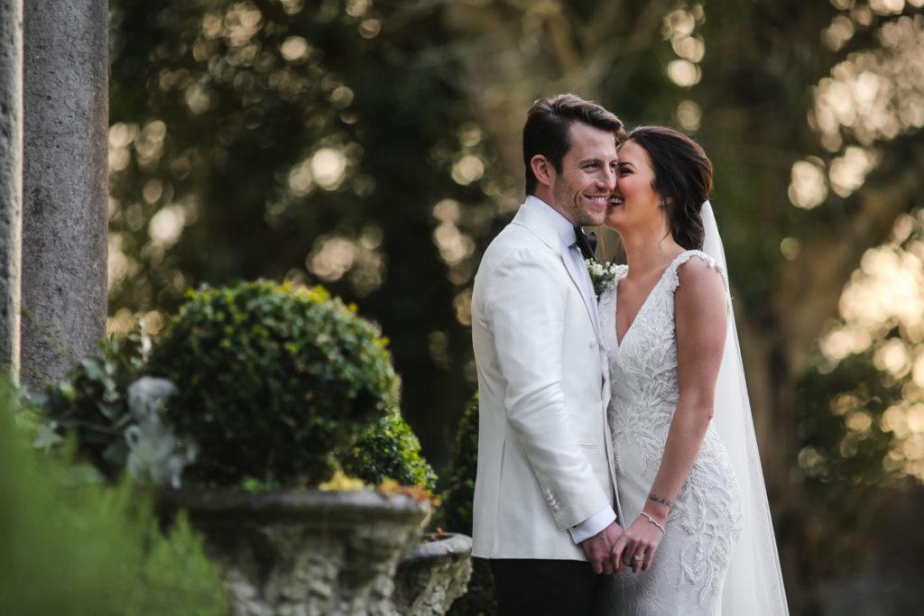 lake district documentary wedding photographer couple portrait winter golden hour
